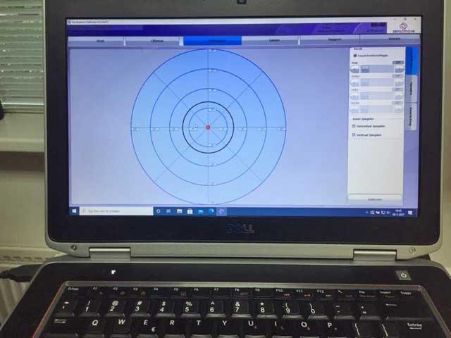 Balance-Coach-ruitertraining-computerscherm-digitale-meting-balans